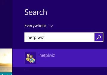 Remove Windows 8 Login Screen | Bypass Password : Easy
