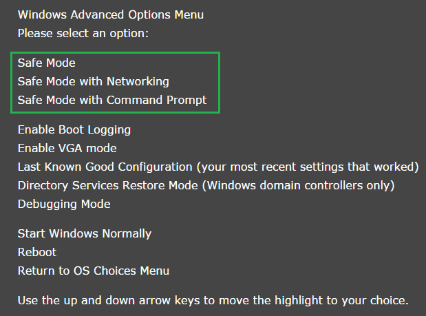 how-to-get-into-safe-mode-how-to-get-into-safe-mode-in-windows-xpvista788110