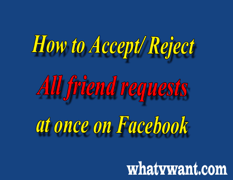 Accept all friend requests