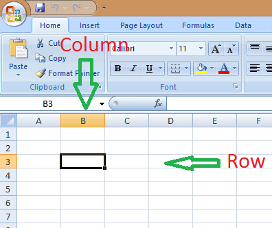 How to Insert formula in excel and apply to entire column,row