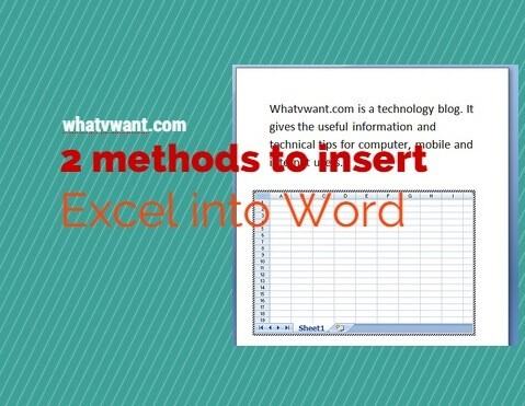 insert-excel-into-word-2-methods-to-insert-excel-into-word-document