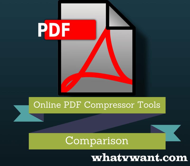Online PDF Compressor