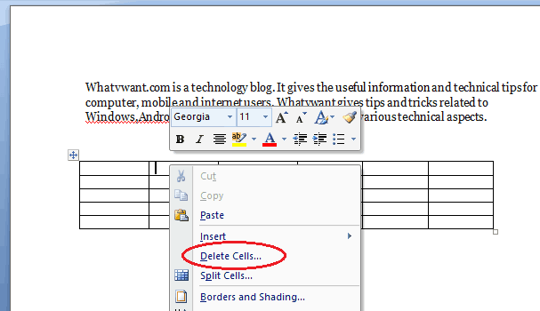 how-to-delete-columns-in-word-delete-a-table-in-word-is-your-worst-enemy-2-ways-to-defeat-it