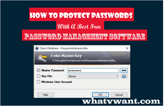 password-management-how-to-protect-passwords-with-a-best-free-password-management-software