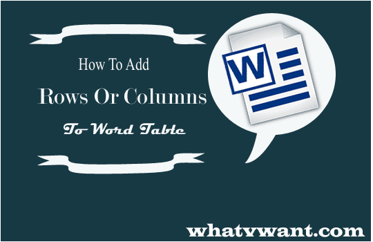 add-row-in-word-table-insert-row-in-word-table--easy-to-add-rowcolumncell