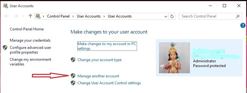 create guest account in windows 10
