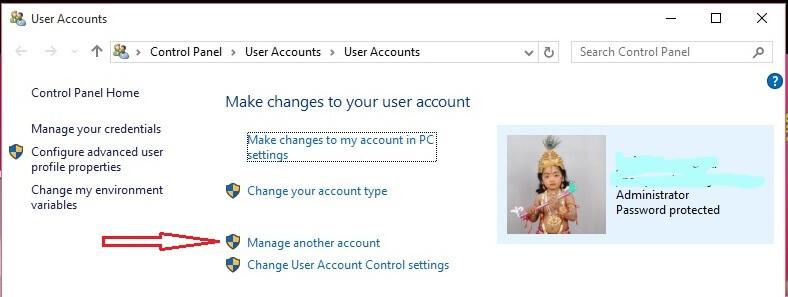 windows 10 change guest account password