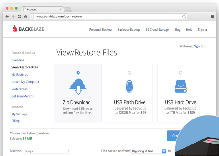 5 Best Cloud Backup Services For Online Data Storage - Whatvwant