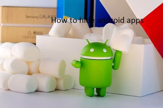 how to create android app easy