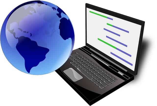 Remote Desktop internet access