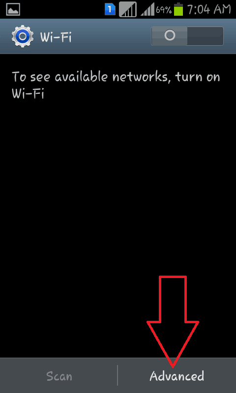 error WiFi doesnot stay connected