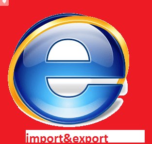Backup internet explorer bookmarks