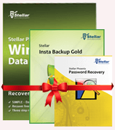 Stellar data recovery coupon