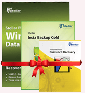 Stellar Pheonix Windows Data Recovery Pro bundle coupon