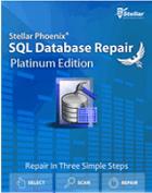 Stellar Phoenix SQL Database repair platinum