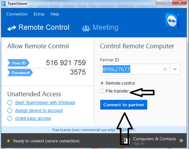how-to-use-team-viewer-how-to-use-team-viewer-for-remote-desktop-connection