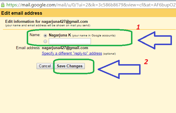 How To Change Gmail Address >> Can I Change Gmail Address Username Yes Read This Guide Whatvwant