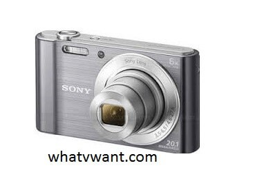 sony digital cam