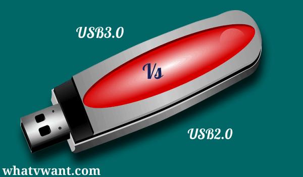 usb3.0 vs usb2.0