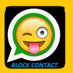 How to Block contacts on whatsapp to stop receiving messages