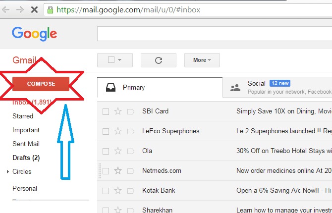 how-to-send-email-from-gmail-how-to-send-email-from-gmail-quick-guide-with-pictures