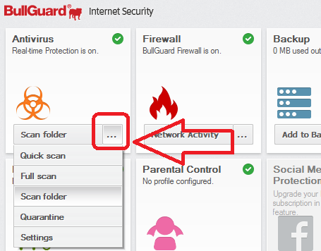 bullguard internet secuirty antivirus