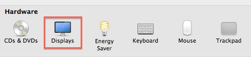 Displays Icon