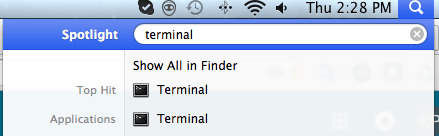 2 Ways To Open Mac Terminal (CMD For Mac OS X) - Whatvwant