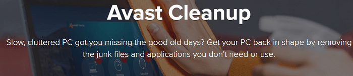 avast cleanup12