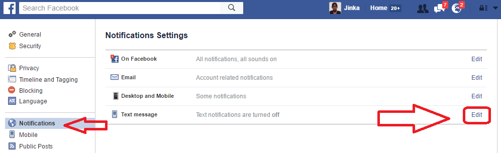 facebook-text-message-notifications-facebook-text-notifications-guide-to-turn-onoff--adjust-fb-sms-alerts