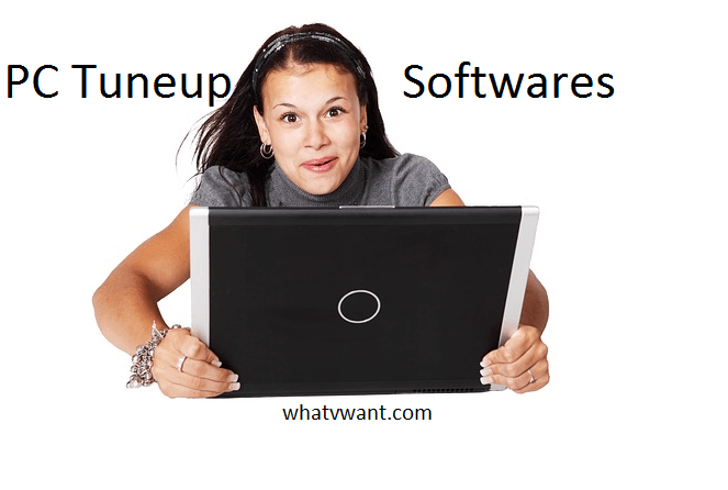 pc tune up softwares