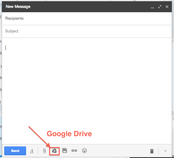 Send Large Files Through Gmail