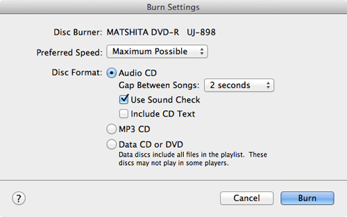 burnsettings-how-to-burn-itunes-music-to-cd-to-create-audio-cd