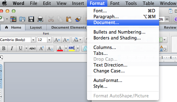 formatmenudocument-how-to-change-margins-in-word-for-mac