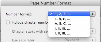 number-format-menu