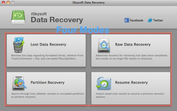 iSkysoft data recovery for Mac review
