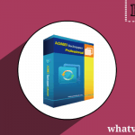 AOMEI Backupper Professional review : Best Automatic Backup Software