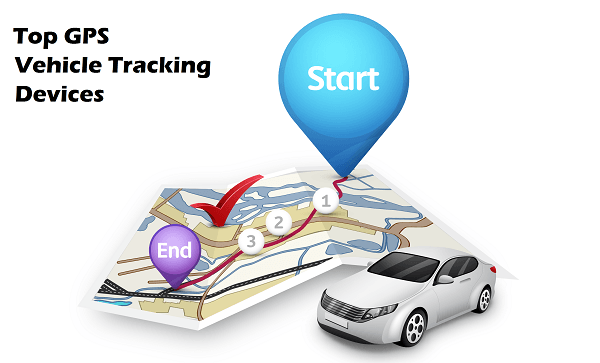 GPS tracking devices for vehicles