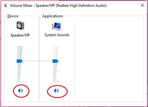 volume-mixer-no-mute-9-fixes-for-sound-not-working-on-computer-windows-1087xp-issue
