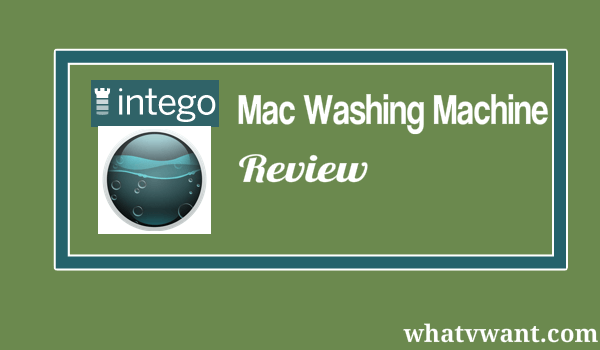 Intego Mac Washing Machine Review