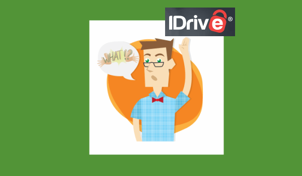 what is idrive
