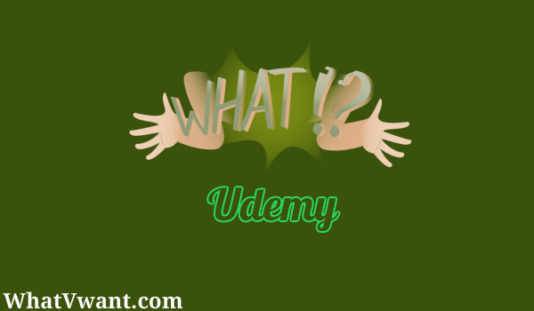 what is udemy