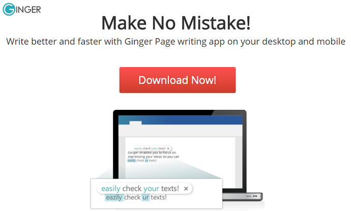 gingersoftware grammar checker