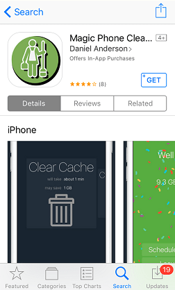 clear app cache iphone 3 ways to clear iphone cache memory app cache amp junk 7852