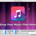 Free Method to Convert FLAC to MP3 on Mac with FLAC to MP3 Mac