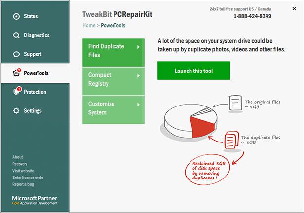 TweakBit PCRepairKit review