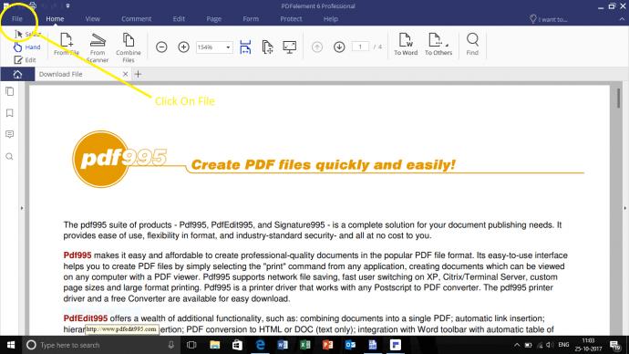 4 Ways to convert PDF to Text on Windows / Mac