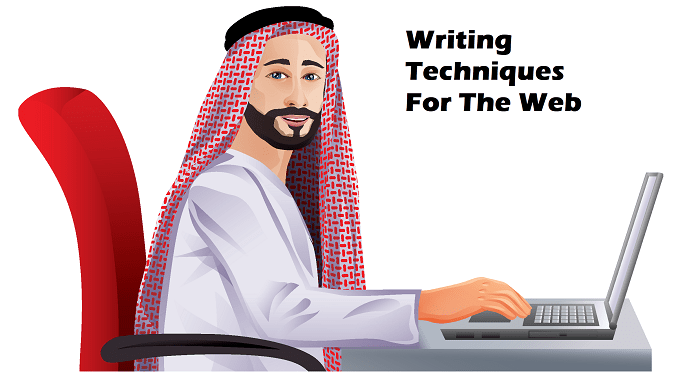 Writing techniques for the web