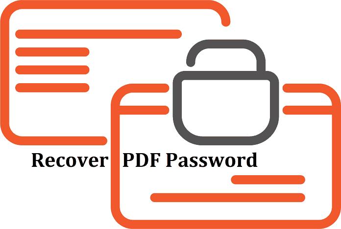 Recover PDF password