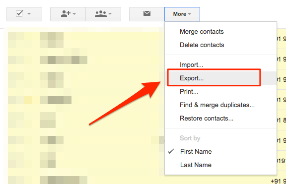 3 Ways To Import Google Contacts To Phone(Android & IPhone